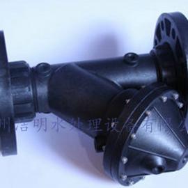 Y型隔膜阀DN25