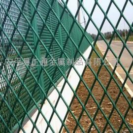 防眩网#防眩钢板网#高速路防眩钢板网