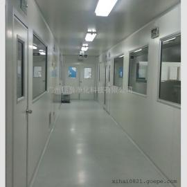 广州10-30万级空气净化工程,无尘车间,净化厂房