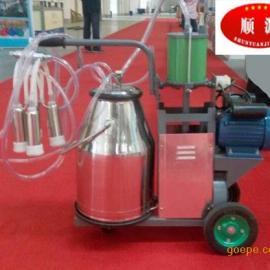 移动式单桶挤奶机顺源品牌