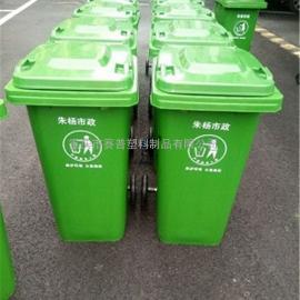重庆SHIPU品牌分类垃圾桶 海宇物业配套小区塑料垃圾桶