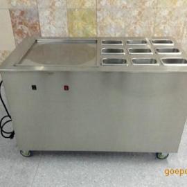 东莞炒冰机多少钱、炒冰机多少钱、程伟机械(查看)