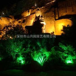 假山工艺北京主题景观设计
