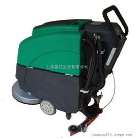 商场用电动洗地机,电瓶式洗地机,上海洗地机厂家