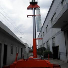 福清升降机 套缸式升降平台 20米高空作业车