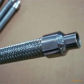 宇星厂家生产【焊接接头金属软管】【全304不锈钢焊接软管】