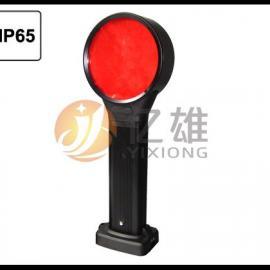 双面方位信号灯 磁吸式防护灯 LED双面警示灯