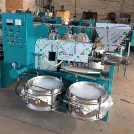 螺旋榨油机商用 大小型 全自动榨油设备 大豆菜籽花生榨油机
