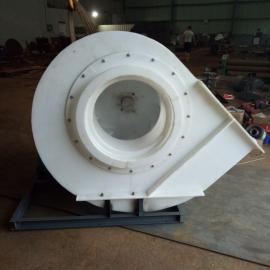 钢衬塑风机/PP塑料防爆风机