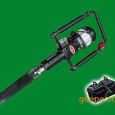 绿节牌48伏胶电型便携式电动挖树机_起树机_移栽机