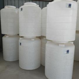 一吨水箱厂家 滚塑PE一吨水塔 1000L塑料水箱