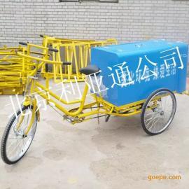 厂家供应玻璃钢0.4立方三轮垃圾车铁板三轮环卫车不锈钢保洁车