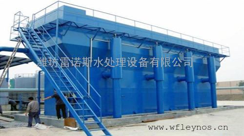 白山MBR一体化中水回用设备生产厂家