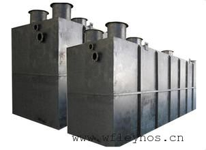 汉中MBR一体化中水回用设备生产厂家