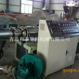 供应PVC造粒机、塑料造粒机设备,青岛和泰深度验厂厂家