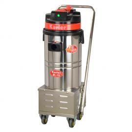 工业吸尘器 30L手推式电瓶吸尘器工厂仓库吸尘用HY30