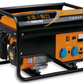 汽油发电机 3kw小型汽油发电机