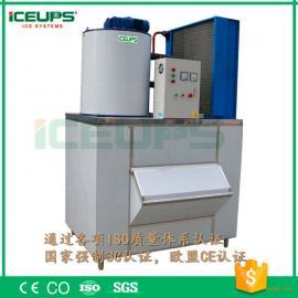 超市制冰机 商用片冰机 小型制冰机 超市保鲜 食品冷冻
