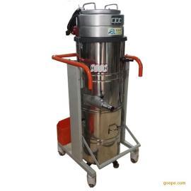 强大工业吸尘器 正规工业厂房用吸尘器 机械厂用吸铁屑吸尘器