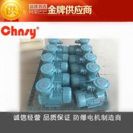 厂家批发供应YB3隔爆型三相异步电动机/YB3-180L-4 22KW防爆电机