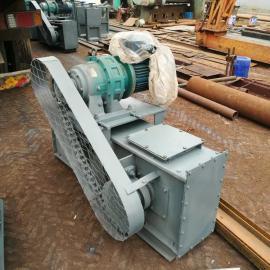 FU链条式刮板输送机 刮板给料机 板链式刮板机