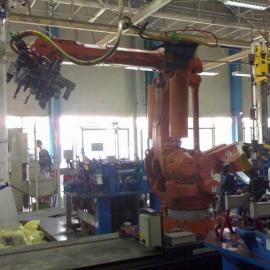 河北螺柱焊接�C器人分�