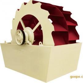 高效节能轮斗式洗砂机厂家