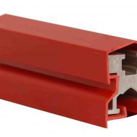 单极滑触线额定电流320A双梁起重机滑触线