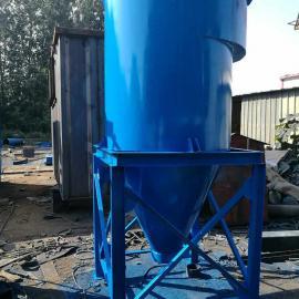 单筒旋风除尘器 碳钢旋风除尘器 单筒加厚沙克龙