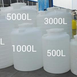 5000L塑料储罐5方塑料大盆5吨锅炉水箱厂家批发