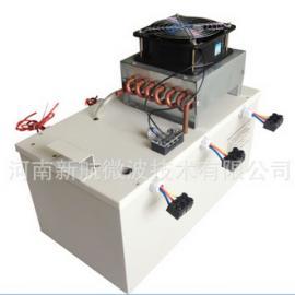 微波分体组合电源3*1000W独立可提拉式油冷循环电源可24H连续工作