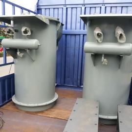白灰罐仓顶清灰器