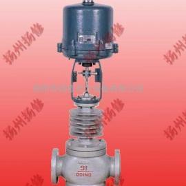ZDLQ-40C DN150扬修直行程电动三通调节阀