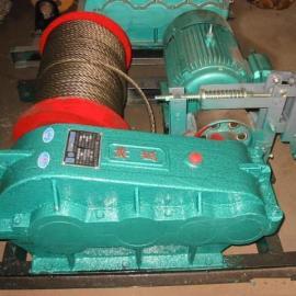 JK5卷扬机5吨亚重牌电动快速卷扬机建筑工地用