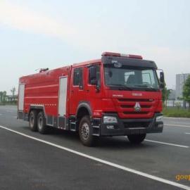 国五豪沃16吨泡沫消防车现货供应