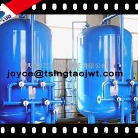 【厂家直销】机械过滤器 砂滤 污水处理设备