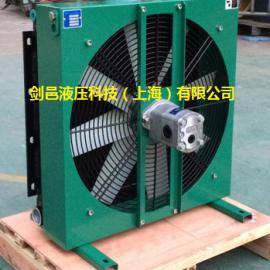 替代HYDAC贺德克OK-ELH系列风冷式油冷却器