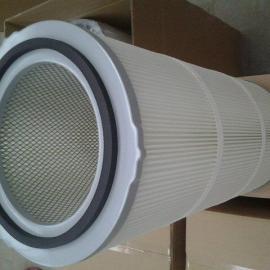 格尔木市 除尘器滤芯.粉末回收滤筒.空气净化除尘滤芯