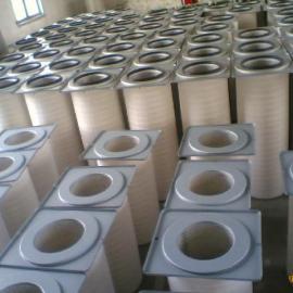 石嘴山市 除尘器滤芯.粉末回收滤筒.空气净化除尘滤芯