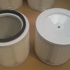 武清 除尘器滤芯.粉末回收滤筒.空气净化除尘滤芯