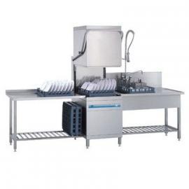 迈科DV80TM全自动洗碗机 商用提拉式洗碗机 食堂洗碗机