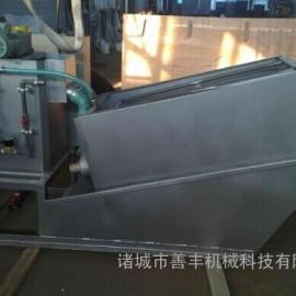 节能大规模叠螺污泥脱水机含油污泥处理脱水机
