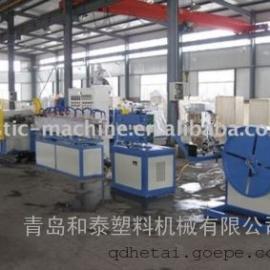 PVC钢丝增强管生产线,增强软管设备生产线,和泰深度验厂