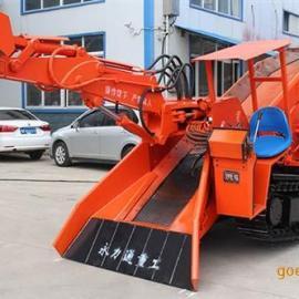 宜州履带扒渣机 |四鑫机电优质扒渣机|斜井履带扒渣机