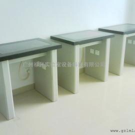 全钢天平台 钢木天平台哪家好 广州禄米实验室设备