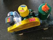厨房污水处理系统回转鼓风机|餐饮废水一体化设备风机