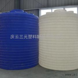 烟台10立方塑料罐 20吨塑料桶 甲醇乙醇储存罐 双氧水P