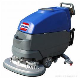 洗地机品牌|电动电瓶式全自洗地机地面清洗保洁清洁设备品牌