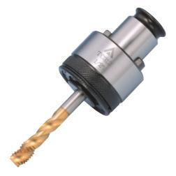 TC快换式丝攻筒夹-扭力装置型-英制