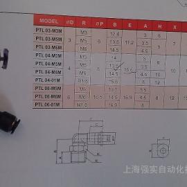 微型�夤芙宇^KJL04-M3 迷你型快插接�^